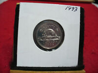 1993  CANADA  1  NICKEL 5 CENTS  COIN  PROOF LIKE SEALED  93   HIGH  GRADE