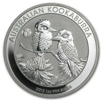 2013 AUSTRALIA 1 OZ SILVER KOOKABURRA F15 PRIVY MARK   PERTH MINT