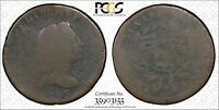 1793 LIBERTY CAP EARLY COPPER LARGE CENT PCGS AG 03