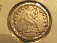 EXTRA FINE  1853-O SEATED DIME  TOUGH TO FIND  VCJ