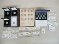 $1 DOLLAR COIN COLLECTION LOT PROOFS CIRCULATED MIXED YEARS