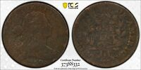 Click now to see the BUY IT NOW Price! 1799 DRAPED BUST COPPER LARGE CENT PCGS G DETAILS   ENVIRONMENTAL DAMAGE