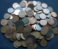 CANADA A PILE OF OVER 1 LBS OF MISC OLD AND NEW ONE CENT COI