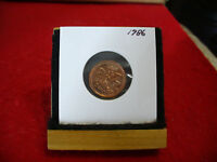 1986  CANADA  1  CENT COIN  PENNY  PROOF LIKE  HIGH  GRADE  SEALED  SEE PHOTOS