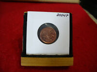 2004P CANADA  1  CENT COIN  PENNY  PROOF LIKE  HIGH  GRADE  SEALED  SEE PHOTOS