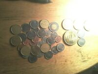 $11.52 CENTS IN CANADA MONEY PLUS OTHERS AS PICTURED