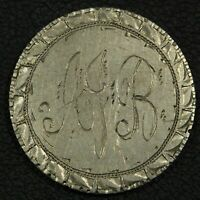 1900 LOVE TOKEN LIBERTY V NICKEL