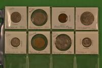 LOT OF AUSTRALIA CENTS & DOLLARS MIXED YEARS FROM 1973 2004