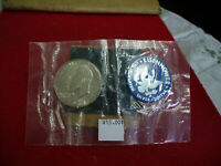 1971 S  USA  IKE  EISENHOWER  UN CIRCULATED  SILVER DOLLAR    1$   71S   SEALED