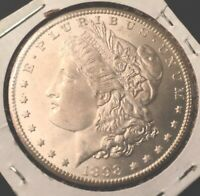1898-O MORGAN SILVER DOLLAR-VAM 15-UNC MS