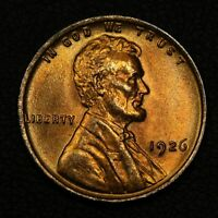 1926 LINCOLN WHEAT CENT COPPER PENNY   QUESTIONABLE COLOR