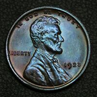 1923 LINCOLN WHEAT CENT COPPER PENNY   QUESTIONABLE COLOR