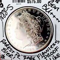 1888 S MORGAN ULTRA  PL AMAZING HIGH GRADE EXAMPLE FLAWLESS PL WOW4339