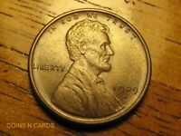 1909 S VDB 1C LINCOLN CENT KEY TO SERIES UNCIRCULATED BEAUTY
