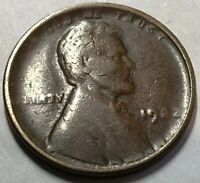1922 NO D LINCOLN WHEAT CENT PENNY KEY DATE