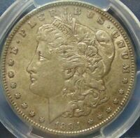 1894 MORGAN DOLLAR PCGS AU50 ABOUT UNCIRCULATED KEY DATE