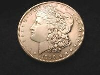 1890 MORGAN DOLLAR   DOLLAR--NO RESERVE  1722