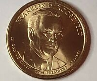 2014  FRANKLIN ROOSEVELT PRESIDENTIAL DOLLAR UNCIRCULATED