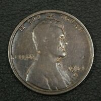 1914 D LINCOLN WHEAT CENT COPPER PENNY