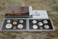 2018 SAN FRANCISCO REVERSE SILVER PROOF SET.