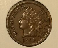 1909 INDIAN HEAD CENT  NICE COIN
