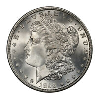 1899-S $1 MORGAN DOLLAR PCGS MINT STATE 66 CAC 3134-15 PQ
