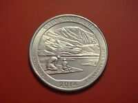 2014 US   25 CENTS 2014 P   GREAT SAND DUNES  WORLD COINS
