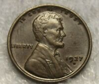 1927D LINCOLN PENNY