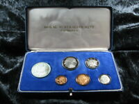 OLD WORLD COIN PROOF SET AUSTRALIA 1966 PS30 LOW MINTAGE  30