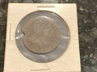 1785 CONNECTICUT COLONIAL COPPER <> BUST FACING RIGHT <>