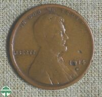1914 D LINCOLN WHEAT CENT   GOUGES   GOOD DETAILS