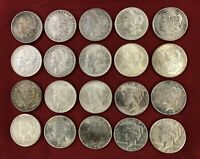 284 OLD U.S. COINS HUGE LOT   186 SILVER  W/ 1902 S MORGAN &