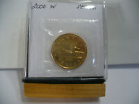 2000W CANADA  DOLLAR COIN  LOONIE TOP GRADE  SEE PHOTOS  00  PROOF LIKE  AUCTION