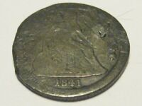 1841-O SEATED LIBERTY DIME BETTER DATE