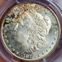 1878 S PCGS MINT STATE 64