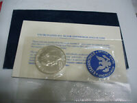 1973 S  USA  IKE  EISENHOWER  UN CIRCULATED  SILVER DOLLAR    1$   73S   SEALED