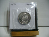 1976 CANADA  HALF  DOLLAR TOP GRADE  50 CENT PIECE  76  PROOF LIKE  SEALED