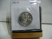 1979 CANADA  HALF  DOLLAR TOP GRADE  50 CENT PIECE  79  PROOF LIKE  SEALED