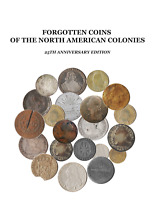 AMAZON BOOK CD FORGOTTEN COINS IMITATION NON REGAL FALSA FAKES FAUX