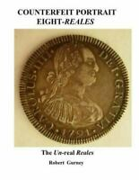 AMAZON BOOKS CONTEMPORARY COUNTERFEIT EIGHT REALES UN REAL BOOK 2 CD PLATE COINS