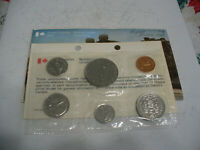1978  CANADA   PROOF  LIKE SET  COINS  DOLLAR  HALF DOLLAR QUARTER  DIME  A