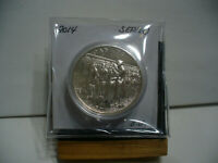 2014  RCM CANADA 1$ FINE SILVER PROOF COIN ONE DOLLAR  ANN. FIRST WORLD WAR