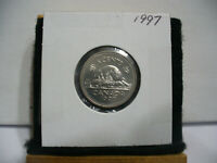1997  CANADA  1  NICKEL 5 CENTS  COIN  PROOF LIKE SEALED   HIGH  GRADE