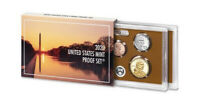 2020 S US MINT PROOF SET   10 COINS   NO EXTRA W NICKEL
