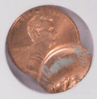 NGC 1C 1999 LINCOLN CENT DOUBLE STRUCK 65  OFF CENTER MS64 R