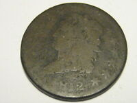 1812 CLASSIC HEAD LARGE CENT GOOD