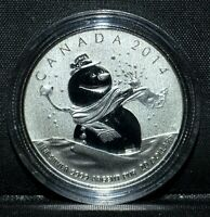 2014 Snowman 20 For 20 Silver Coin Mintage Photos Specifications And Where To Buy