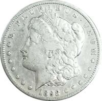 1898-S 90 SILVER MORGAN DOLLAR $1   A-53