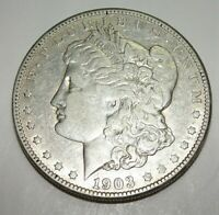 1903 O MORGAN SILVER DOLLAR   KEY DATE FROM THE NEW ORLEANS