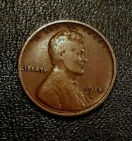 1914 D LINCOLN WHEAT CENT KEY DATE